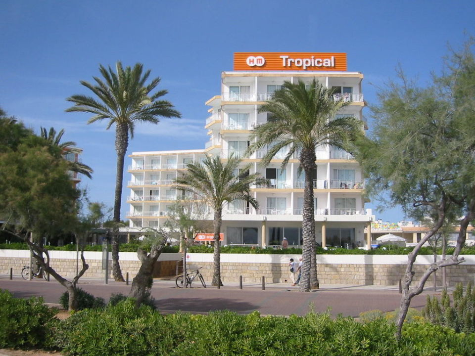 Mallorca Hotel Hm Tropical