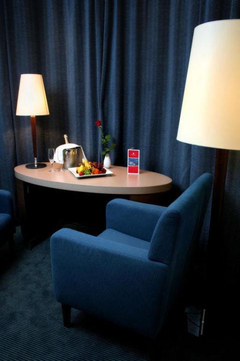 Бизнес люкс Hotel Ramada Yekaterinburg