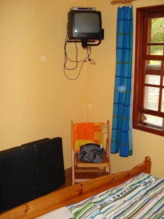 Toller Fernseher In 2 Meter Höhe Villa El Gallo Tazacorte