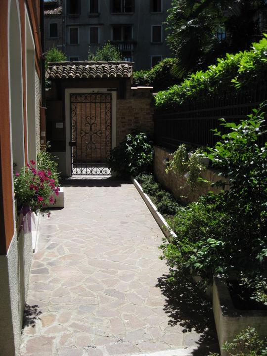 Gartenanlage Guesthouse Ca' San Rocco