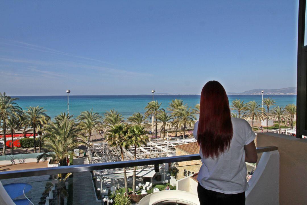 Hotel Playa Golf In Playa De Palma