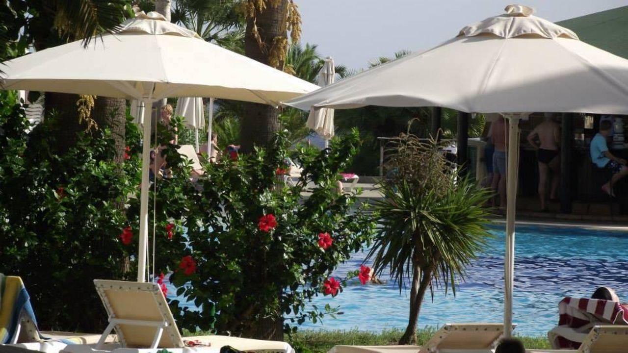 Quot Pool Quot Hotel Blau Punta Reina In Cala Mandia
