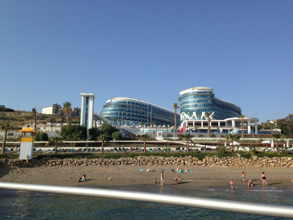 Strand und Hotel\