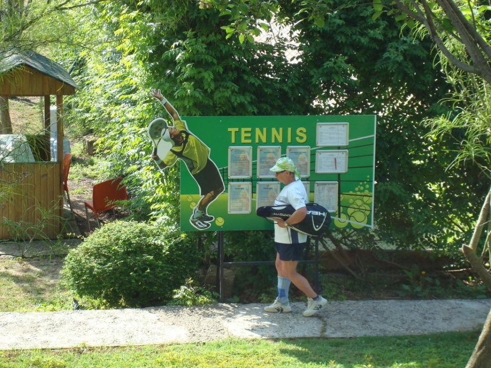 Zum Tennis TUI MAGIC LIFE Sarigerme