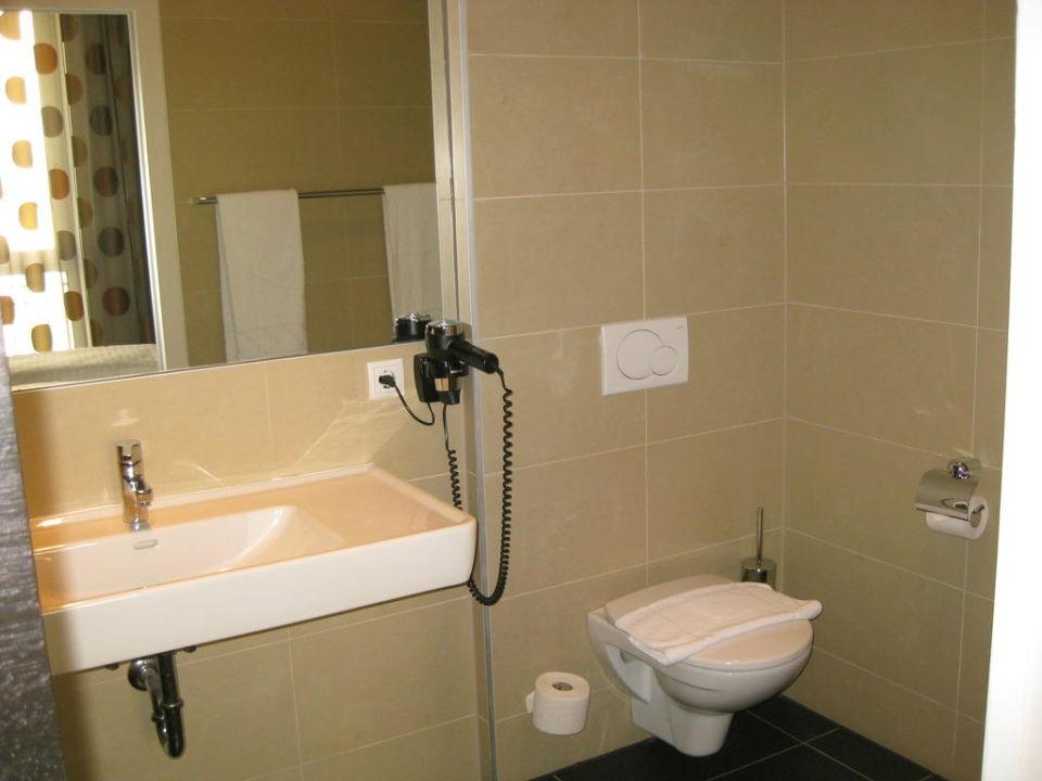 Schönes Badezimmer Koncept Hotel Liebelei