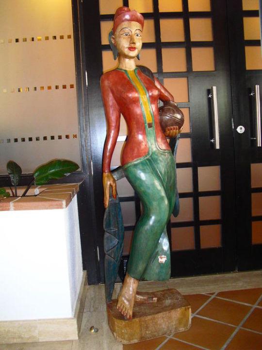 Chinesisches Restaurant Hotel Riu Paraiso Lanzarote Resort