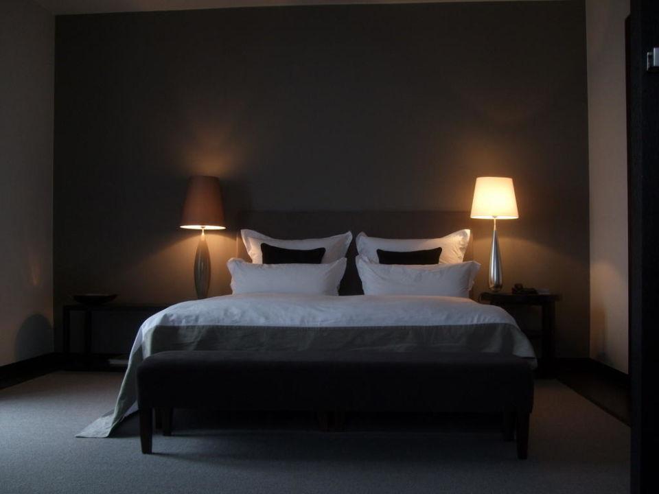 schlafraum suite hotel ceres am meer binz auf r gen. Black Bedroom Furniture Sets. Home Design Ideas