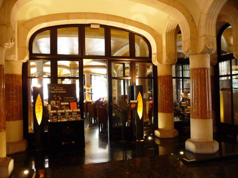 Jazzclub Hotel Casa Fuster