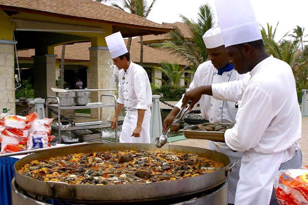 Edelfischpfanne2 Excellence Punta Cana