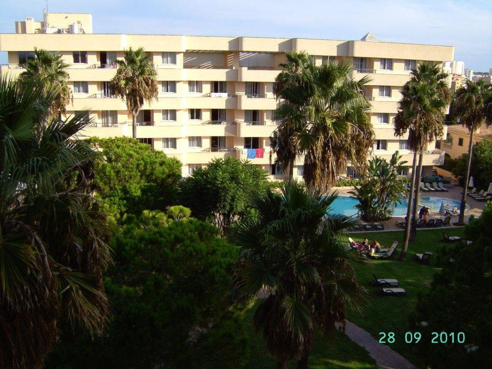 Ausblick Aparthotel Tropicana & Trebol