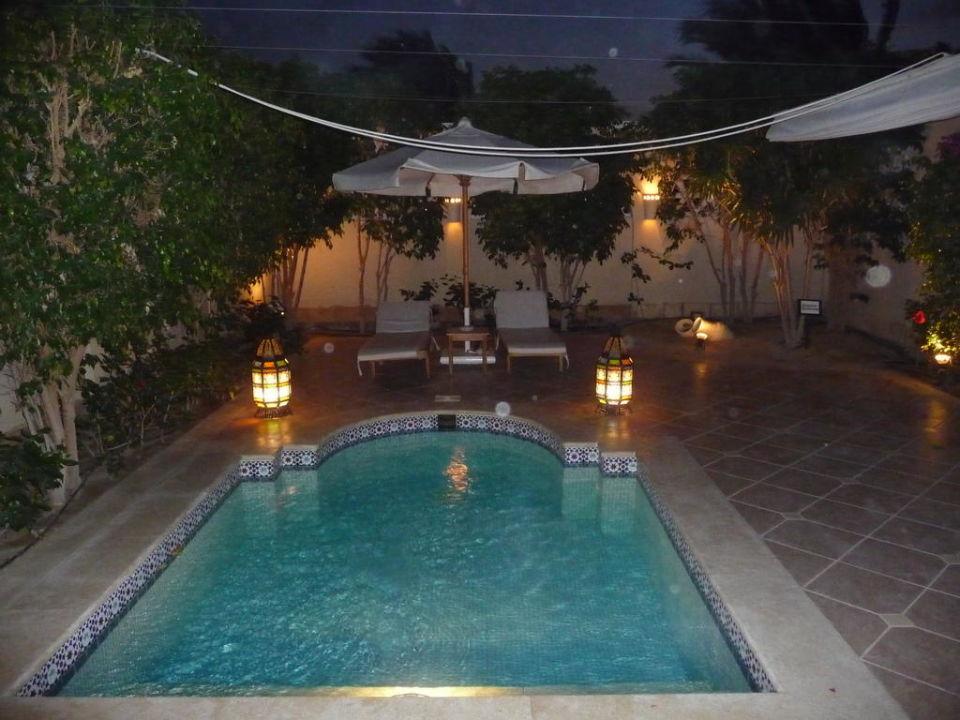 Romantische Abenstimmung Hotel JAZ Makadi Star & Spa