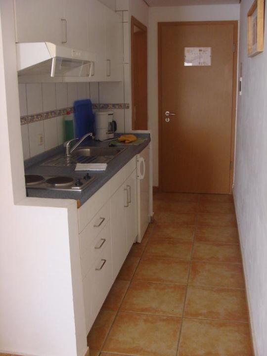 Küchenzeile   Marina Playa Suite Hotel