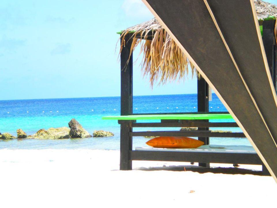 Liege am Strand Hotel Plaza Resort Bonaire