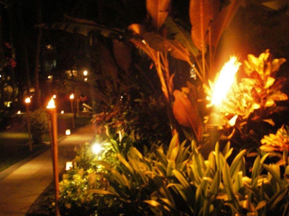 Sheraton Laguna Anlage bei Nacht The Laguna A Luxury Collection Resort & Spa