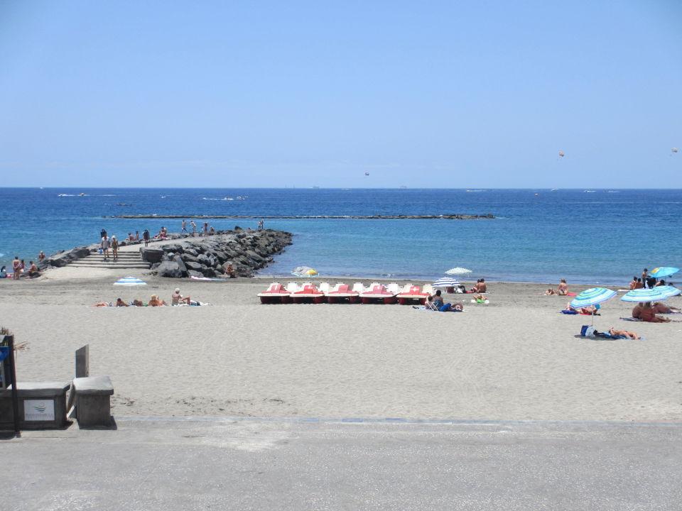 Sauberer toller strand adri n hoteles jardines de nivaria costa adeje holidaycheck - Hotel adrian jardines de nivaria ...