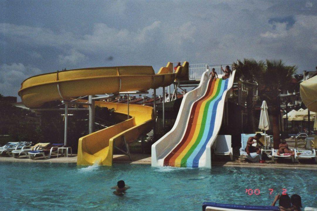 Bild balkonausblick zu royal atlantis beach hotel in for Garten pool 4m