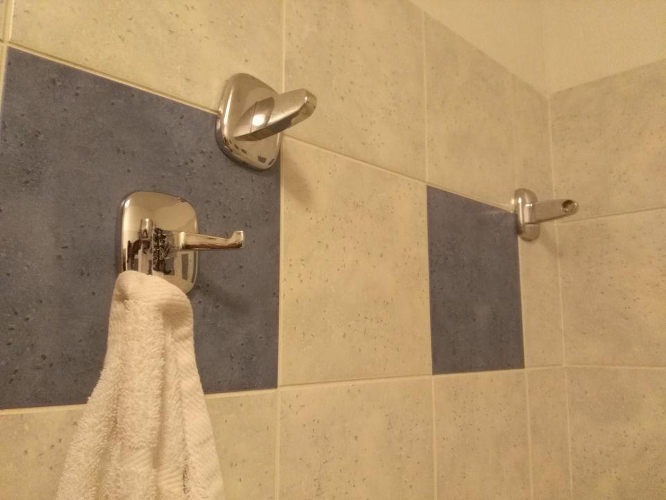 Hier war doch mal etwas im Bad Hotel Slavia