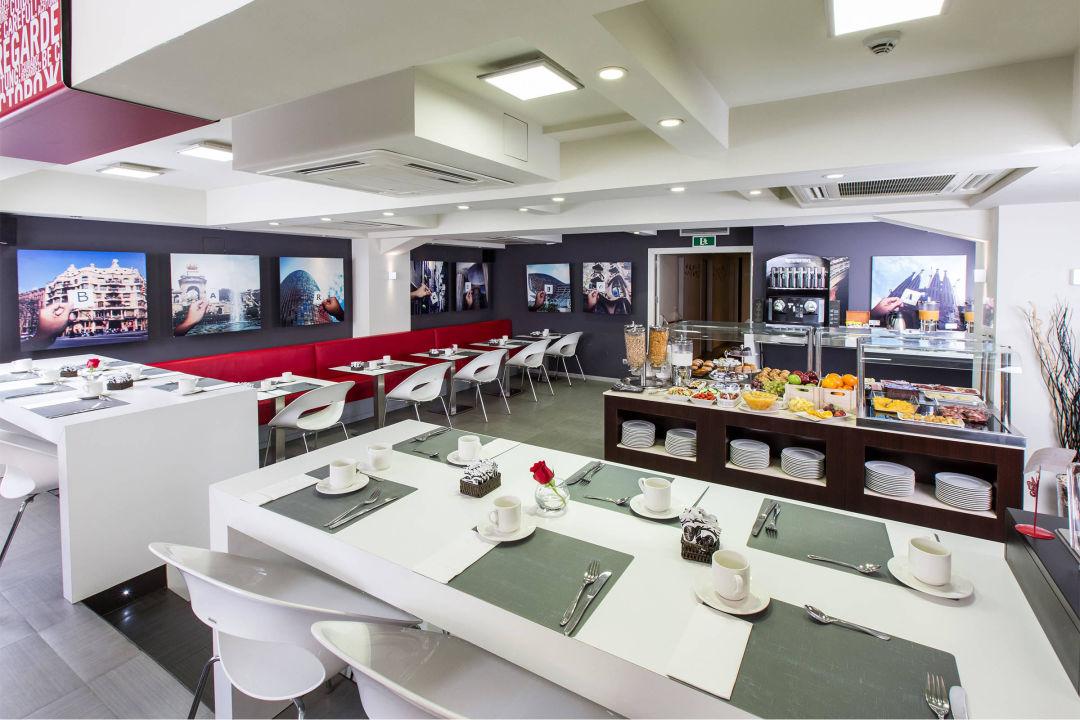 Bild breakfast room zu leonardo boutique hotel barcelona for The 8 boutique b b barcelona