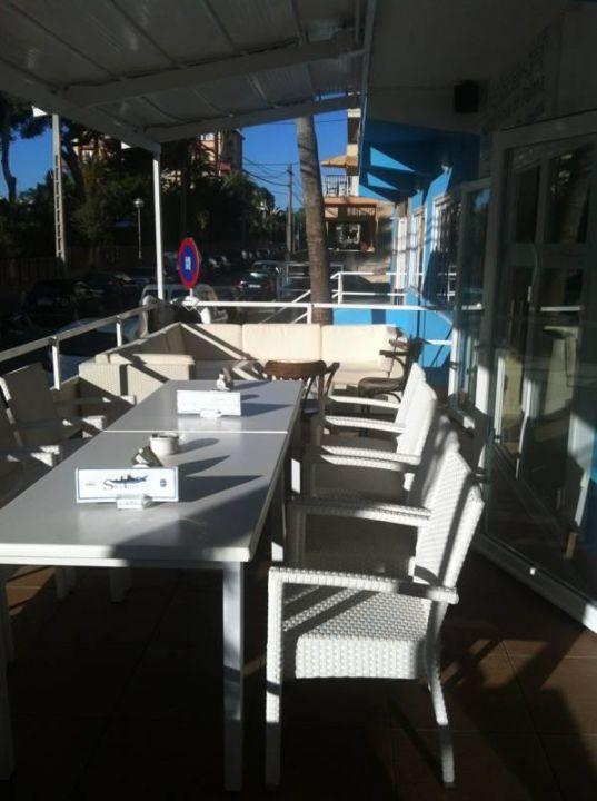Sonnenterrasse Hostal Playa De Palma