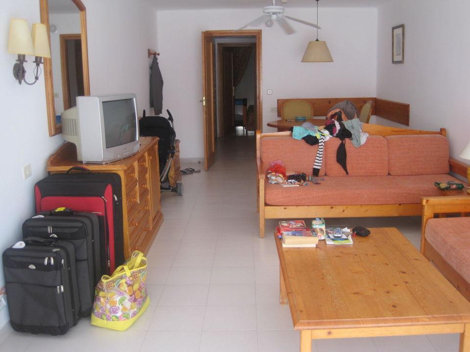 Familienzimmer hotel riu oliva beach village for Riu oliva beach village
