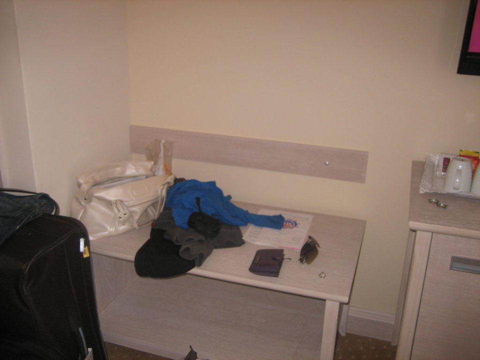 Zimmer Kommode Hotel Side Star Park Side Holidaycheck