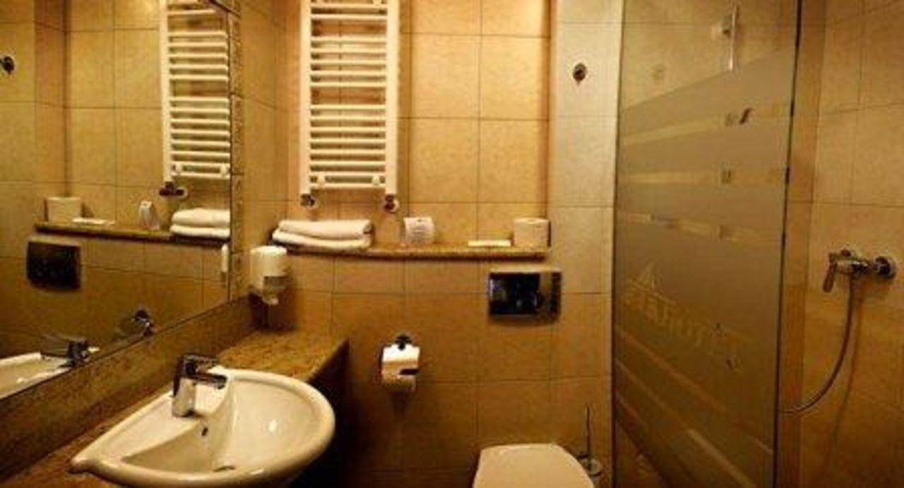 Panorama łazienki Ahotel Czechowice Dziedzice Czechowitz