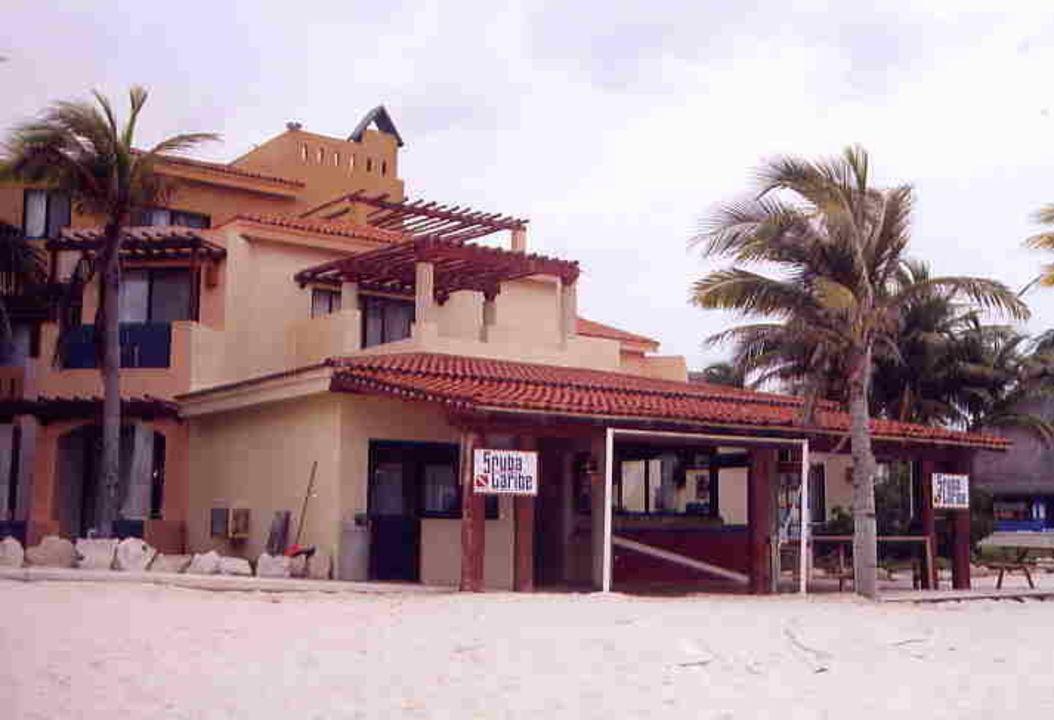Tauchbasis Hotel Viva Wyndham Maya