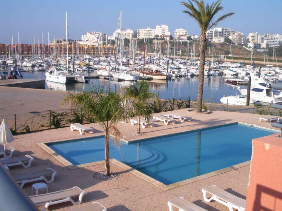 Pool Hotel Tivoli Marina Portimao
