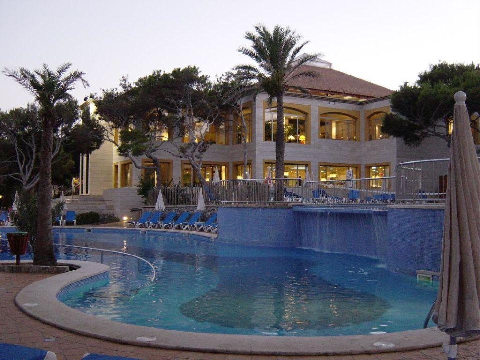 Die Poolanlage Hotel Viva Cala Mesquida Resort