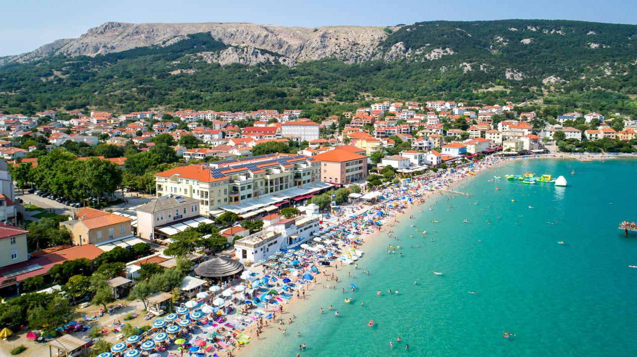 Strand Valamar Villa Adria