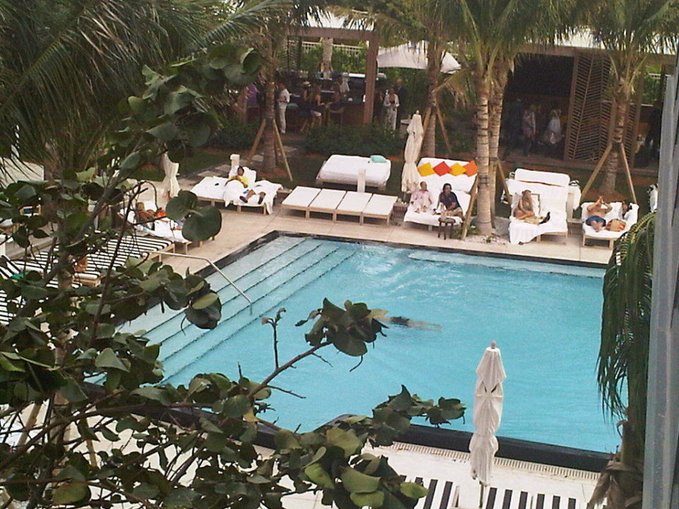 Pool W South Beach
