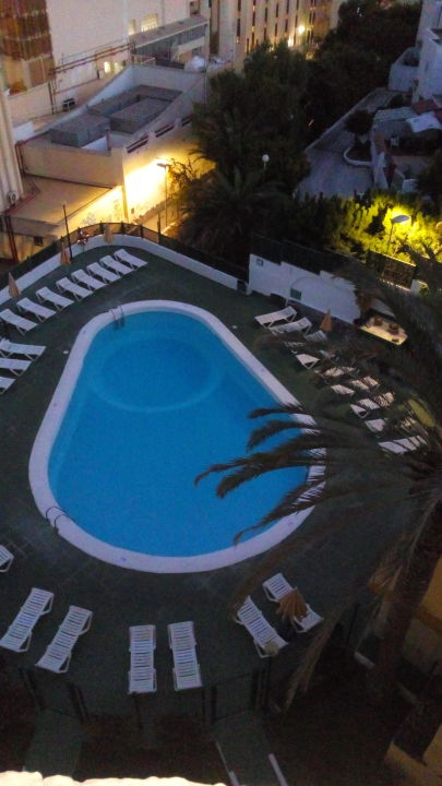 Pool Apartamentos las Dunas