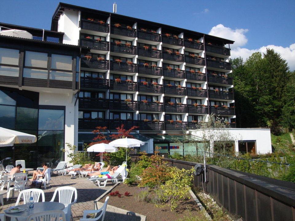 Blick auf unser zimmer hotel allg u stern sonthofen holidaycheck bayern deutschland for Hotel in sonthofen