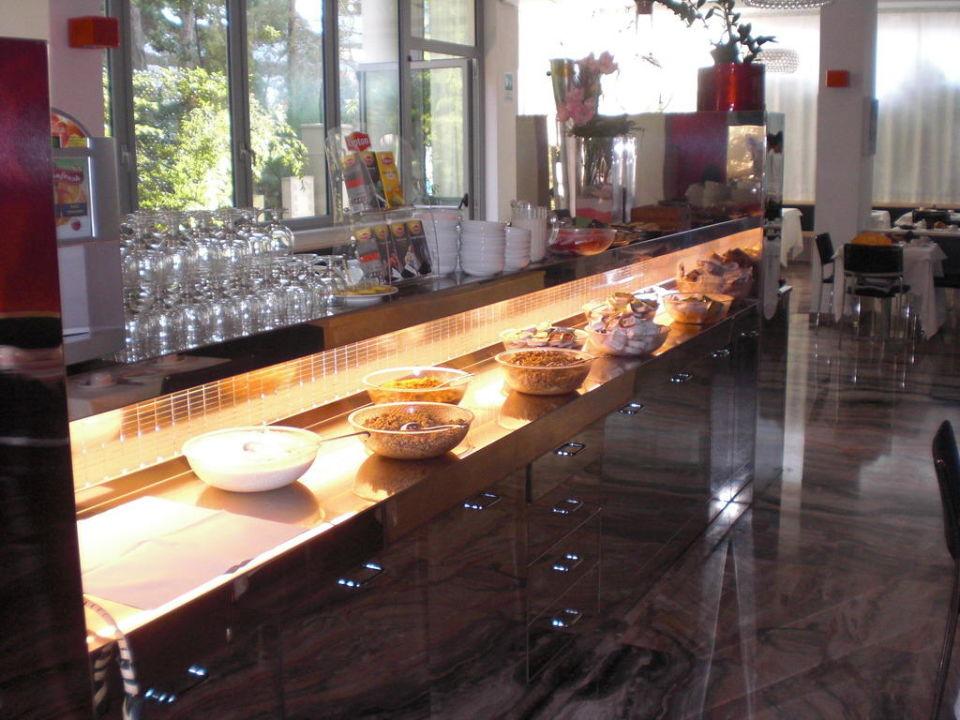 Brakfast buffet Hotel Firenze