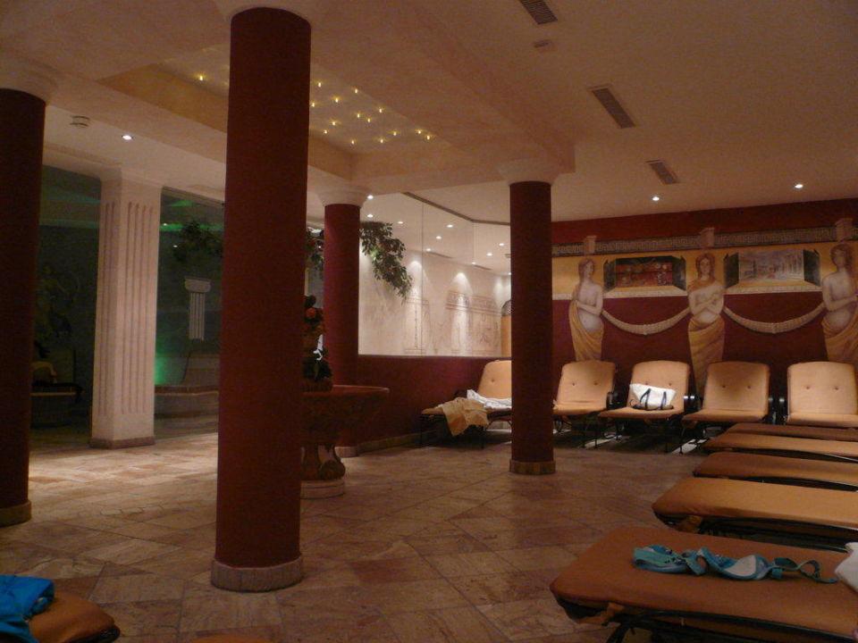 Sauna-Ruheraum Hotel Schwarzbrunn