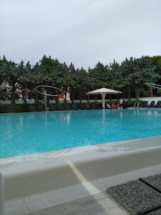 Pool Hotel Le Palme