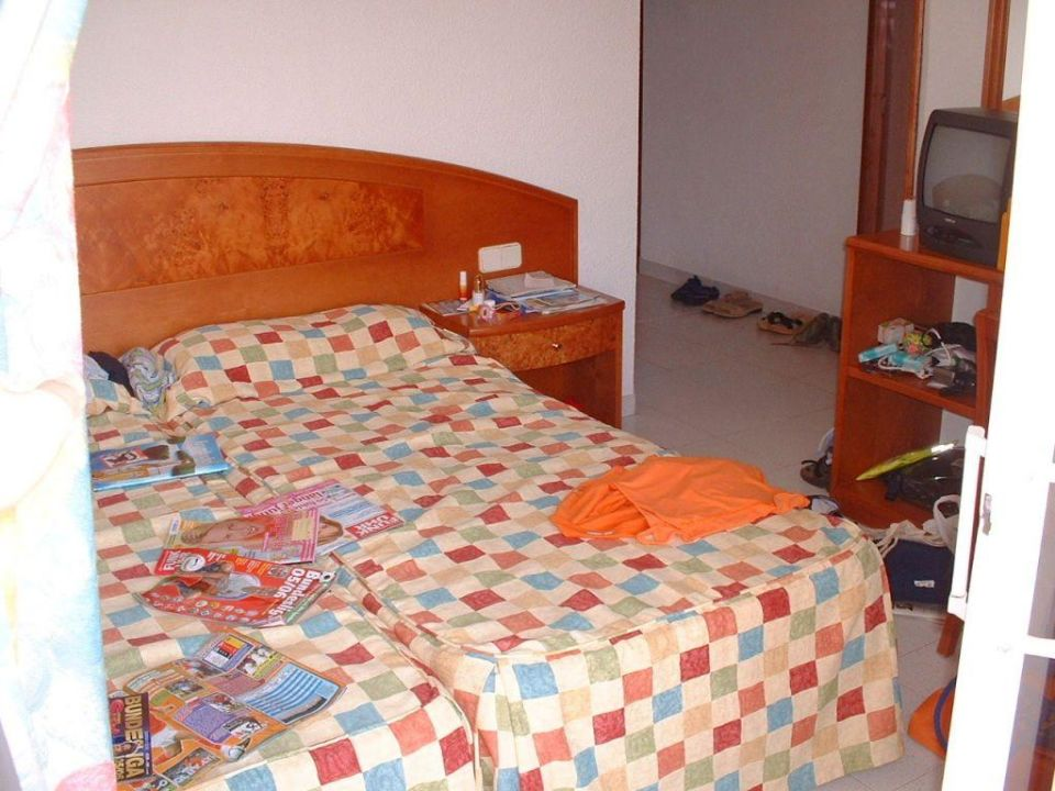 Zimmer Gran Bahia Hotel & Apartments