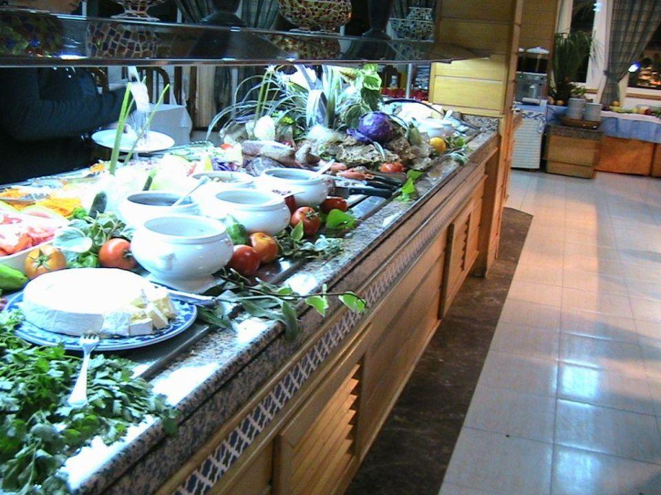 Buffet Club Hotel Tropicana Mallorca