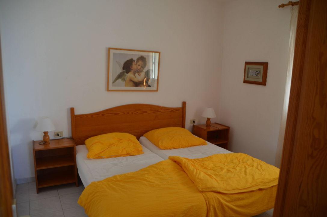 Schlafzimmer Bungalows Residencia Las Norias