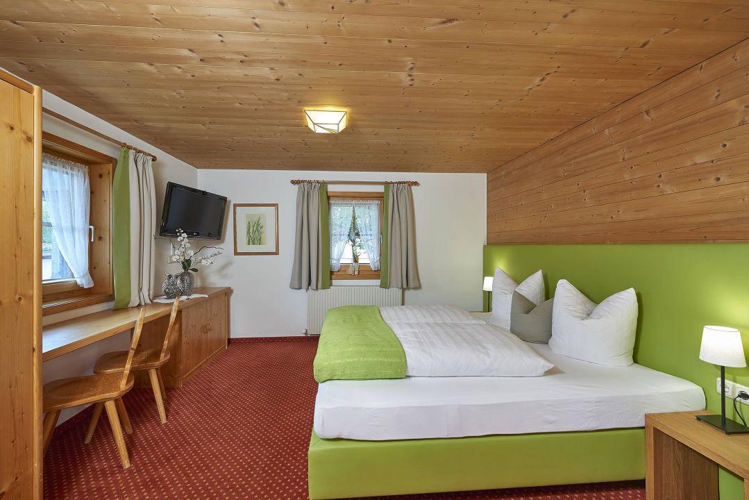 """""""Bio-Haus, Schlafzimmer"""" Hotel Steiger (Neukirchen am"""