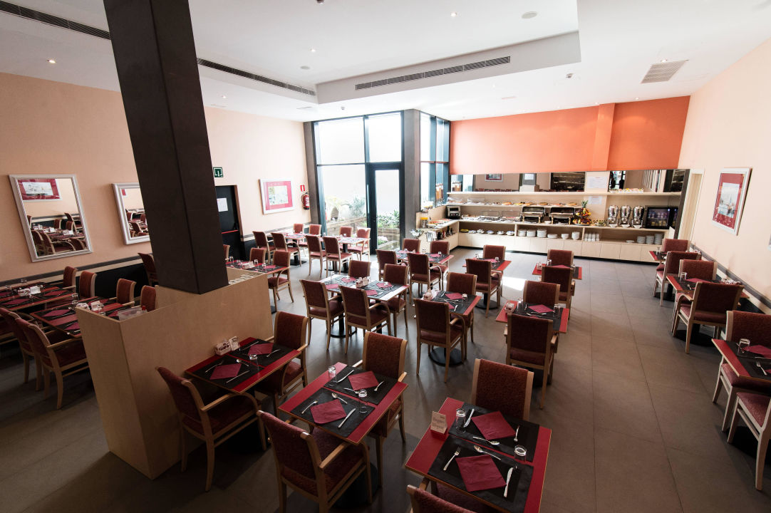 Breakfast room Sunotel Club Central