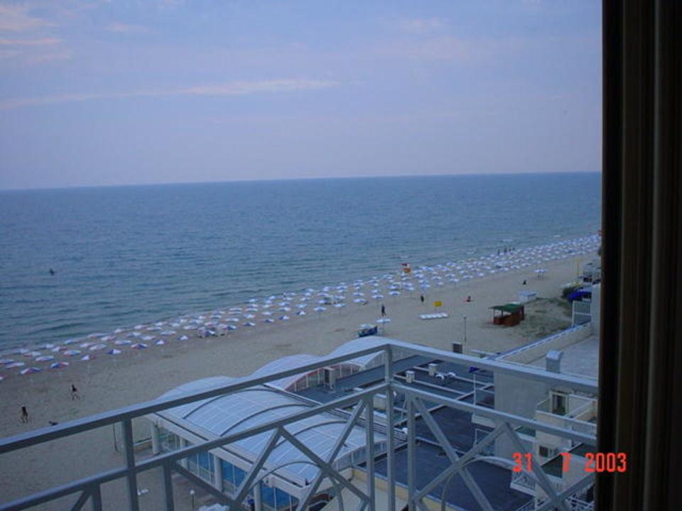 Blick aufs Meer! Hotel Mura