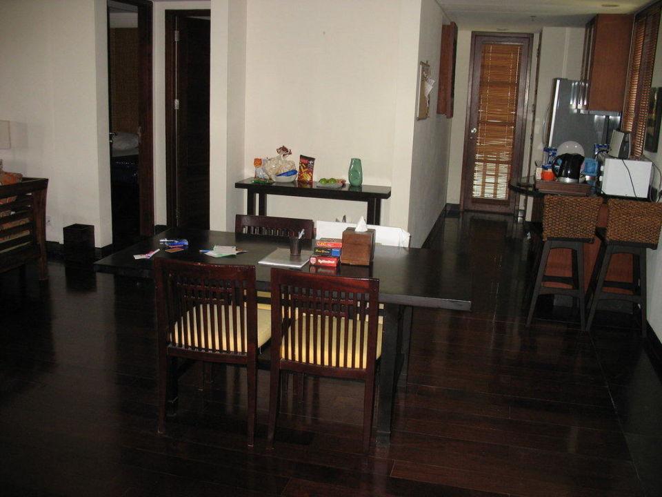 Esstisch Novotel Nusa Dua Bali Hotel & Residences