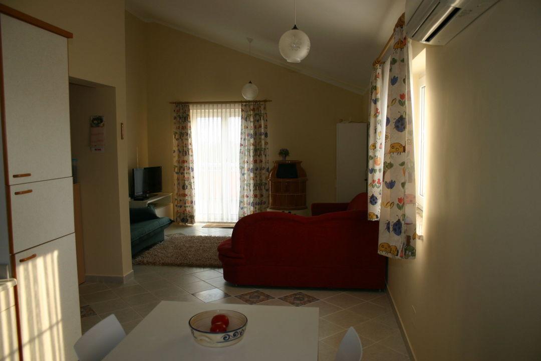 Wohnzimmer Villa Finida
