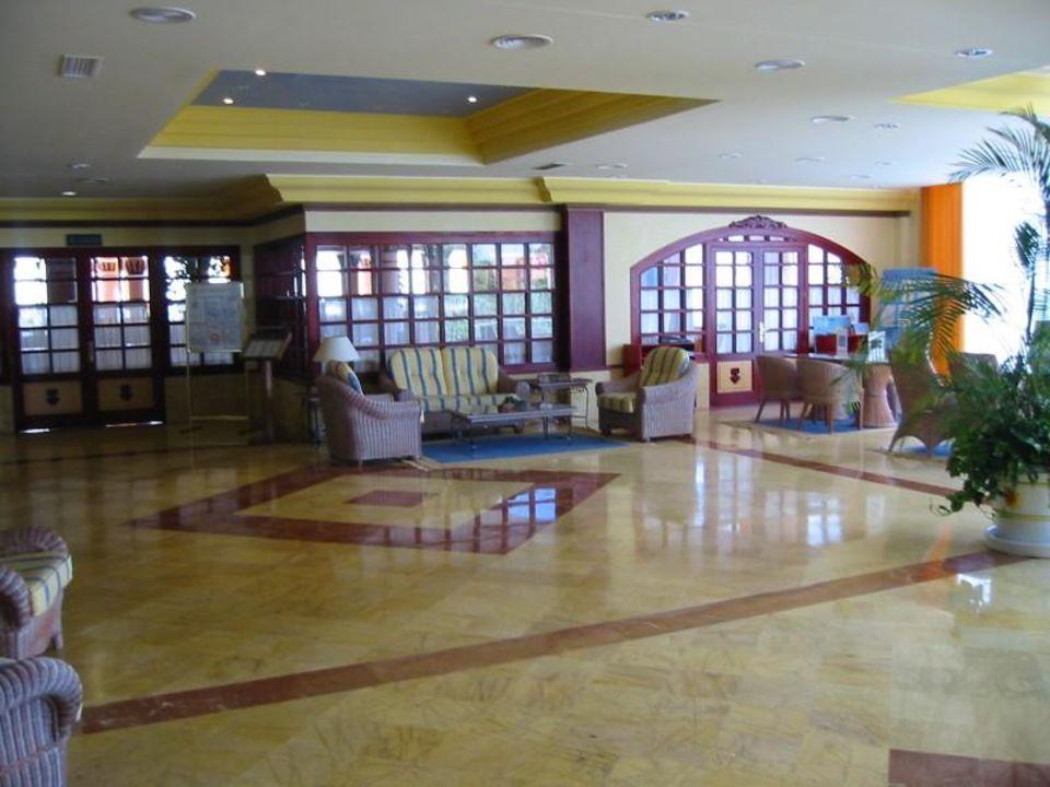 Hotelhalle 2 - Gupotel Santa Eularia Ibiza Grupotel Santa Eularia & Spa