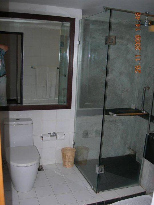 Regendusche AVANI Kalutara Resort