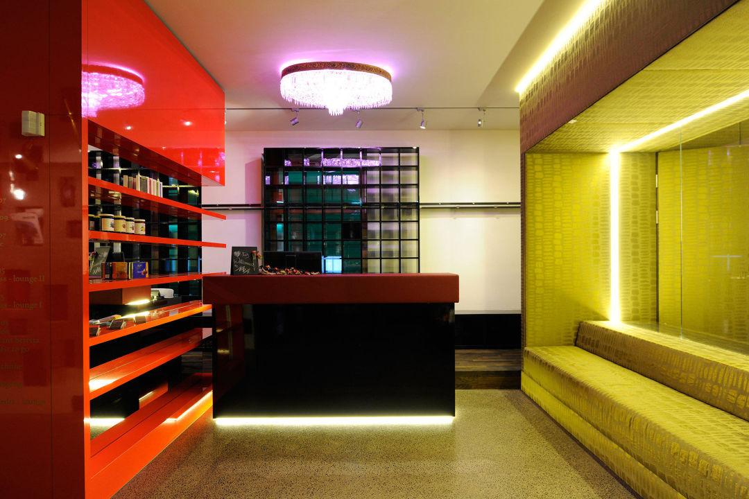 Nala lobby Nala individuellhotel