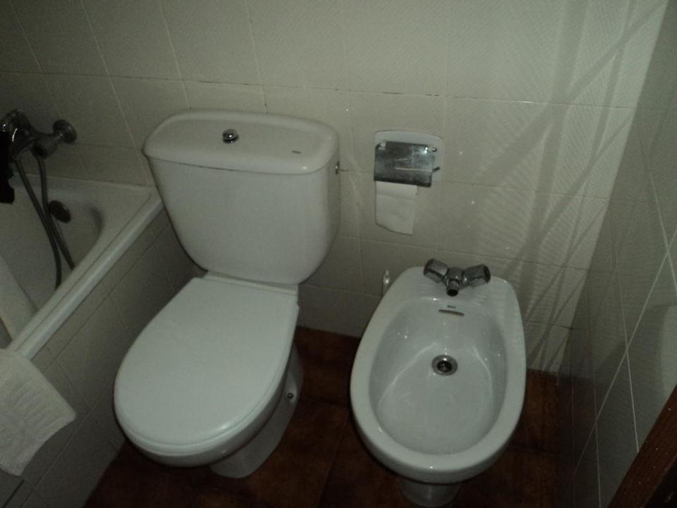 Toilette & Bidet Hotel Planas