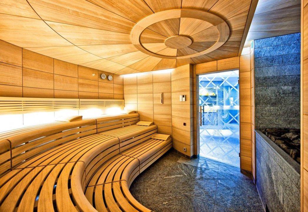 Sauna Hotel Eden Roc