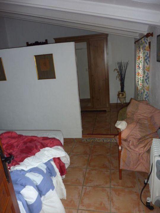 Schlafzimmer Finca Miranda